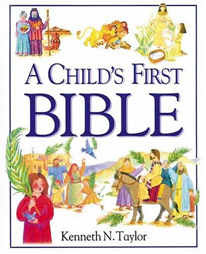 9780842338790: Child's First Bible, With Slipcase