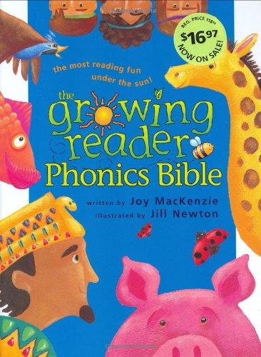 9780842339179: The Growing Reader Phonics Bible (Growing Reader Series)