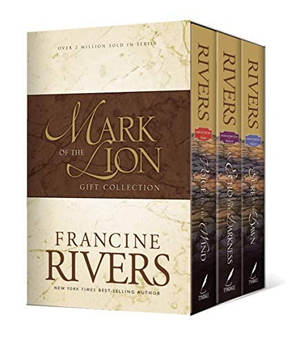 9780842339520: Mark of the Lion : A Voice in the Wind, An Echo in the Darkness, As Sure As the Dawn (Vol 1-3)