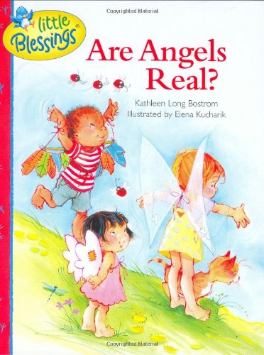 9780842339599: Are Angels Real? (Little Blessings)