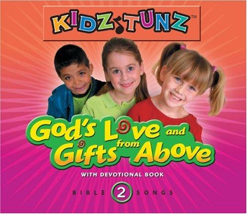 Kidz Tunz Bible Songs 2 (book & CD)
