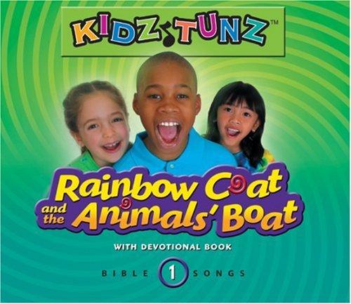 Kidz Tunz Bible Songs 1 (book & CD)