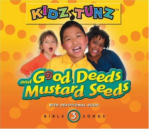 9780842339995: Kidz Tunz Bible Songs 3 (book & CD)