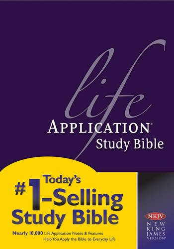 9780842340359: Life Application Study Bible - New King James Version (N.K.J.Version)