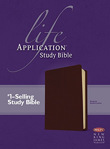 9780842340397: Life Application Study Bible NKJV