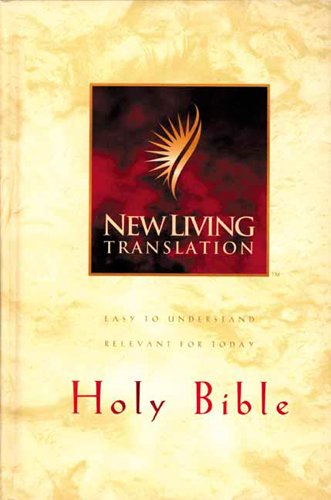 9780842340502: Holy Bible, New Living Translation Deluxe Text Edition