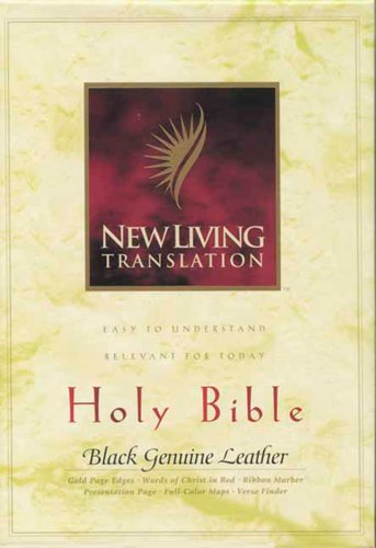 9780842340533: Holy Bible, Deluxe Text Edition: NLT1