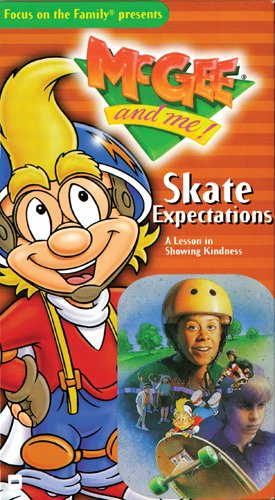 9780842341554: Skate Expectations (McGee & me)