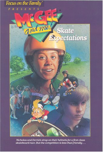 9780842341653: Skate Expectations (McGee and Me! #04 Book)