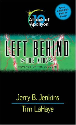 9780842343138: Attack of Apollyon (Left Behind: The Kids, Book 19)