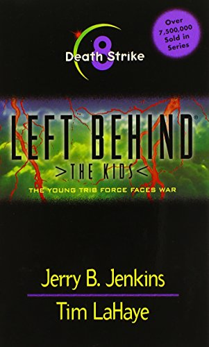 9780842343282: Death Strike (Left Behind the Kids)