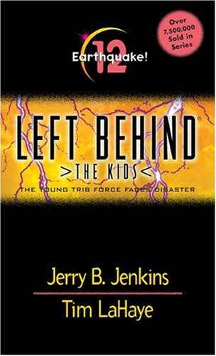 Earthquake! (Left Behind: The Kids #12): Jenkins, Jerry B.;