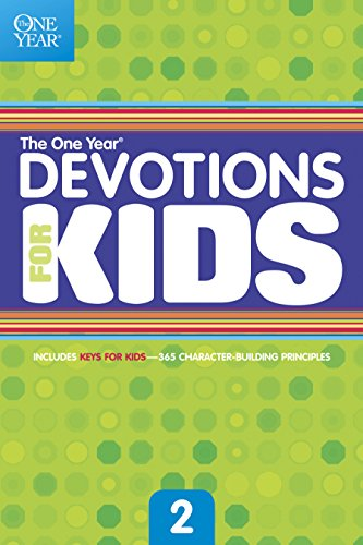 9780842345927: The One Year Book of Devotions for Kids #2