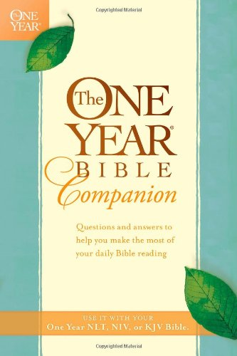 The One Year Bible Companion: Tyndale