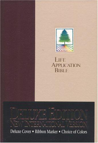 9780842347563: Life Application Bible: NIV