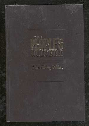 The People's Study Bible; The Living Bible: LINDSELL, Harold, Ph.D, D.D. (general editor)