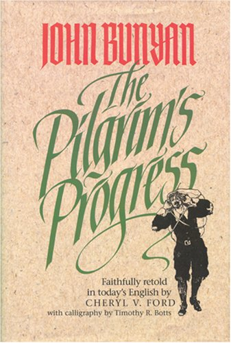 allegory in pilgrim s progress by john bunyan The pilgrim's progress is an english language book written by john bunyan it was published in two parts: the first part in 1678, and the second part in 1684 its full title is the pilgrim's progress from this world to that which is to come .