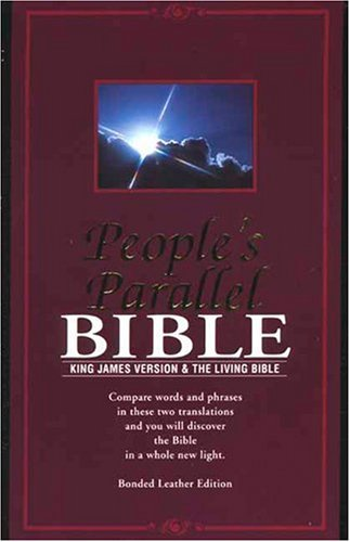 9780842348065: People's Parallel Edition: KJV/TLB