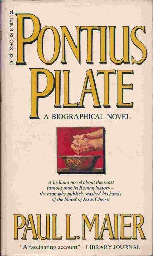 9780842348522: Pontius Pilate