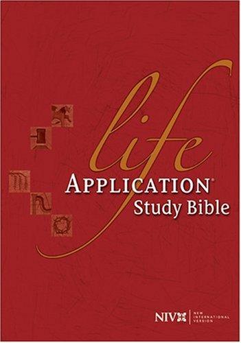 9780842348928: Life Application Study Bible: NIV84