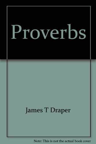 9780842349222: Proverbs: Practical directions for living (Living studies)
