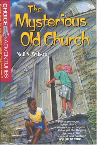 9780842350259: The Mysterious Old Church (Choice Adventures Series #1)