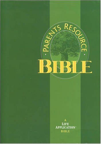 9780842350518: Parents Resource Bible: The Living Bible