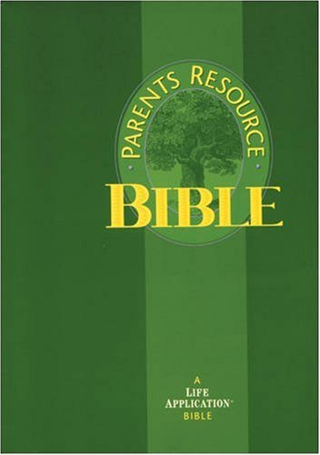 9780842350525: Parents Resource Bible: The Living Bible