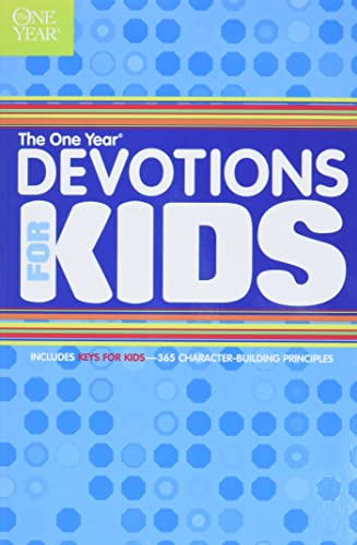 9780842350877: The One Year Devotions for Kids #1 (One Year Book)