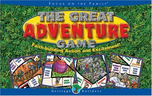 The Great Adventure Game: Faith-Building Action and Excitement