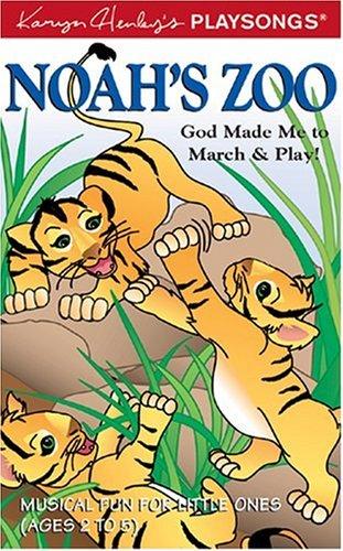 9780842352567: Noah's Zoo (audio) (repkg)