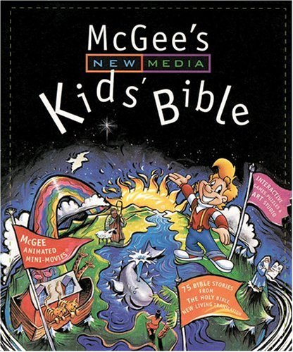 9780842353687: McGee's New Media Kids' Bible (CD-ROM) (repkg)