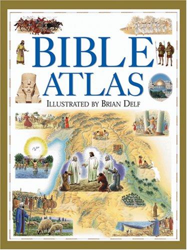Bible Atlas: Stephen Motyer