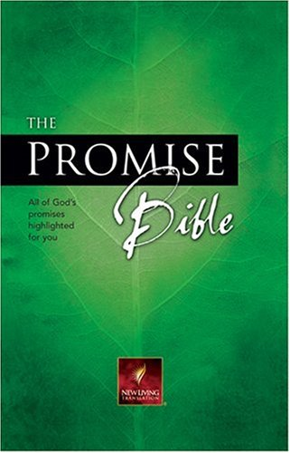 9780842354363: The Promise Bible: All of God's promises highlighted for you