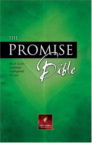 9780842354370: The Promise Bible: All of God's promises highlighted for you