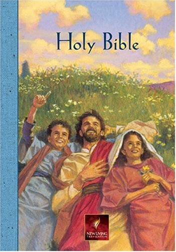 9780842354561: Holy Bible: New Living Translation, Blue, Children's Personal Edition