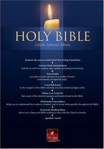 9780842354912: Holy Bible: Catholic Reference Edition (Burgundy Imitation Leather)