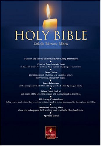 Holy Bible: Catholic Reference Edition (Black Bonded Leather) (0842354921) by [???]