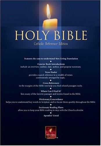 9780842354936: Holy Bible: Catholic Reference Edition (Burgundy Bonded Leather)