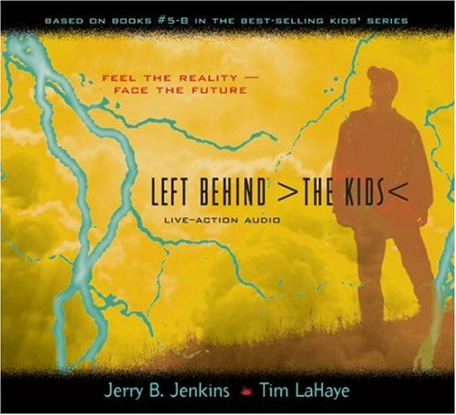 9780842354967: Left Behind: The Kids (Live-Action Audio, Collection 2, Vols. 5-8)