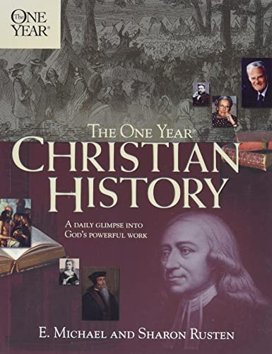 9780842355070: The One Year Christian History (One Year Books)