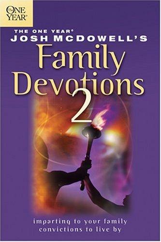 One Year Book of Josh McDowell's Family: Josh D. McDowell,