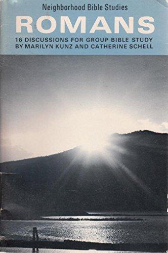 Romans: Kunz, Marilyn, Schell,