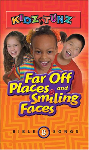 9780842357098: Far-off Places and Smiling Faces (Kidz Tunz, Book 8)