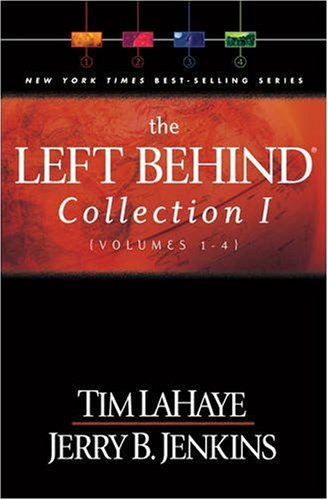 9780842357456: The Left Behind Collection I boxed set: Vol. 1-4 (Vols 1-4)