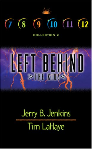 9780842357470: Left Behind: The Kids: Collection 2: Volumes 7-12