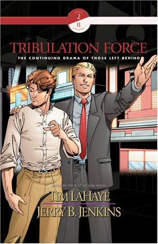 9780842357609: Tribulation Force Graphic Novel (Book 2, Volume 2)
