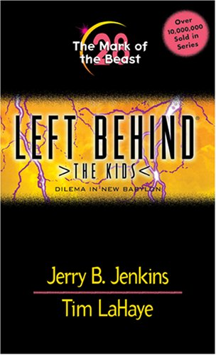 9780842357920: The Mark of the Beast: Witness Behind Bars (Left Behind: The Kids, No. 28)