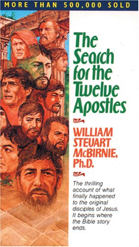 9780842358392: The Search for the Twelve Apostles
