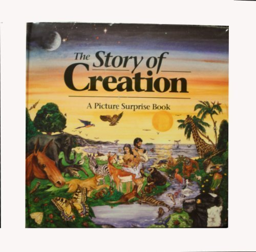 9780842359238: The Story of Creation: A Picture Surprise Book